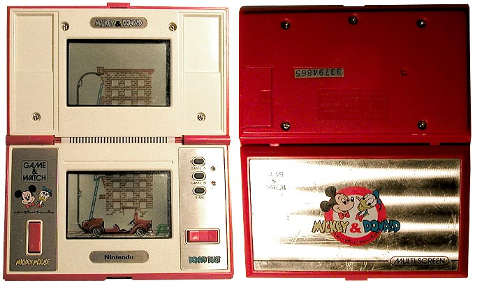 My Game And Watch Collection