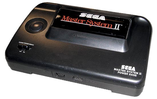 My video game collection - Console sega master system 2 ...